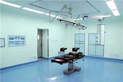核磁共振检查室屏蔽装饰工程