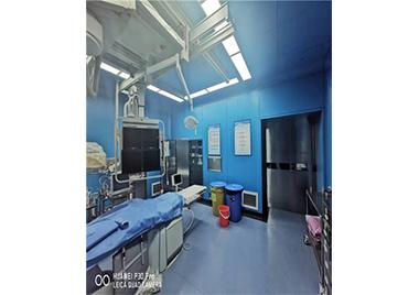 DSA机房射线防护层流手术室洁净工程