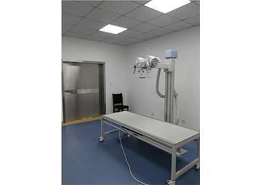 DR机房射线防护装饰工程