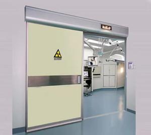 医用射线防护门的4大功能