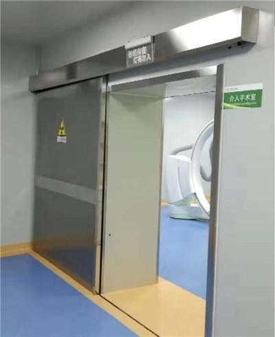 防辐射铅门安装与使用时,应该注意什么?