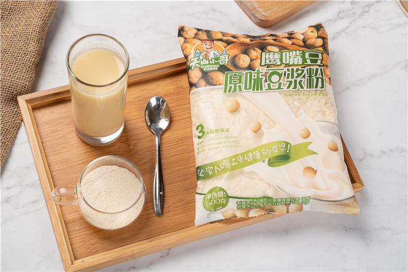 关于鹰嘴豆浆你知道多少?