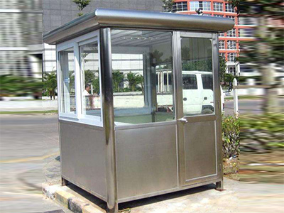 把时间交给我们,重庆金创鑫不锈钢岗亭厂家一站式服务!