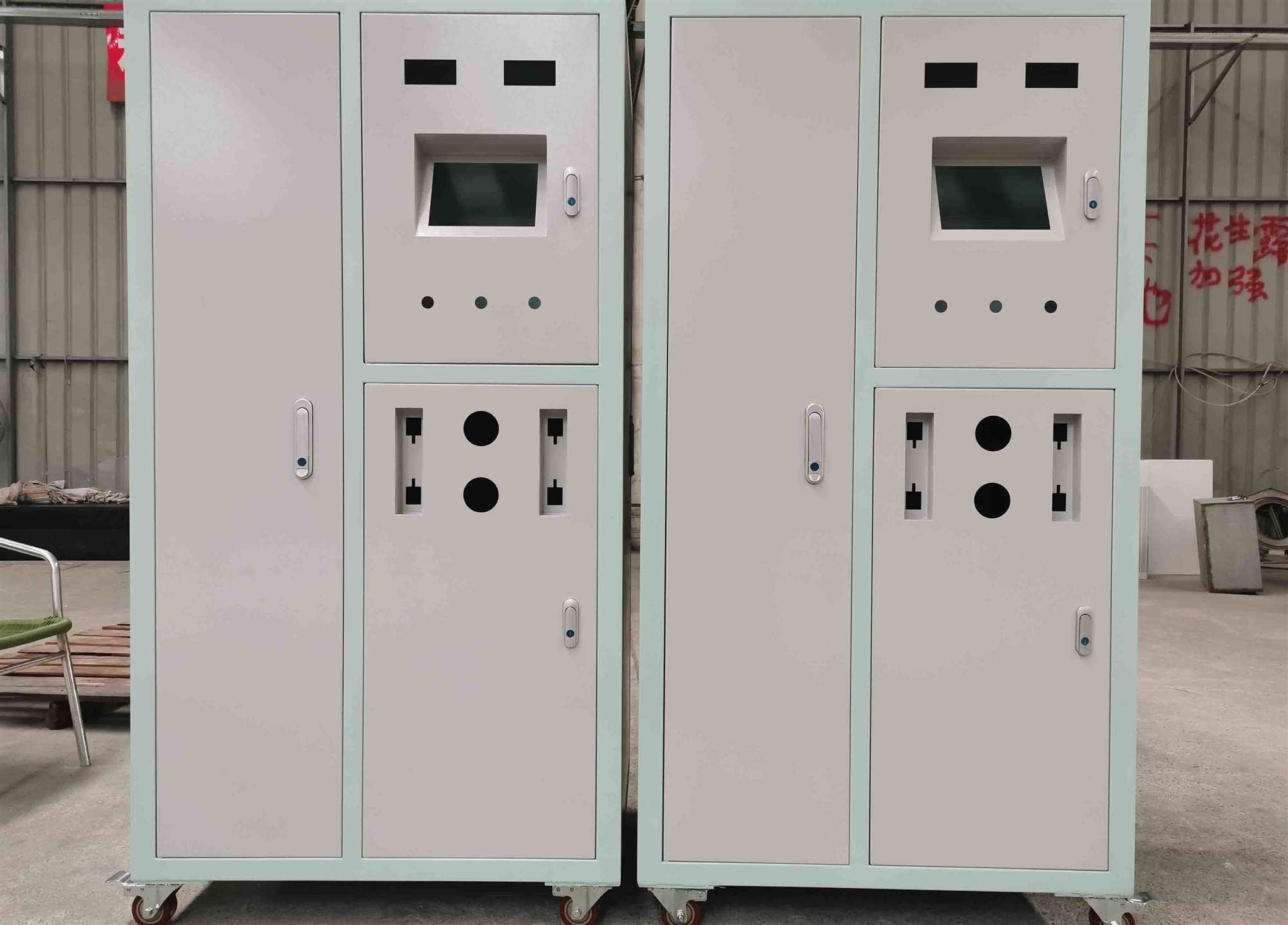 不鏽鋼機箱機櫃定製案例