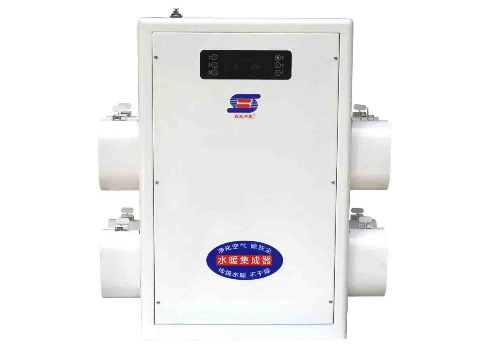 水暖集成器钣金外壳加工案例