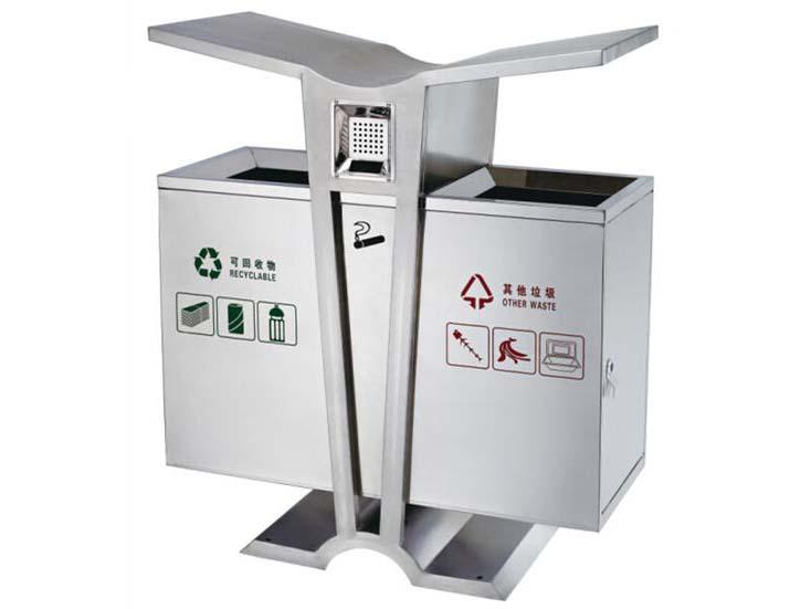 成都鋁盒體加工-不鏽鋼垃圾桶
