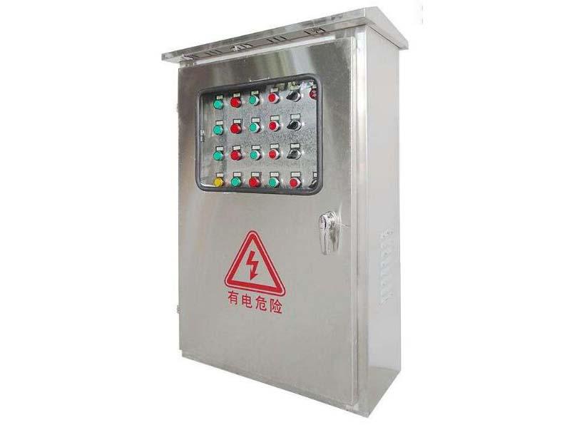 成都異形鈑金加工-配電箱
