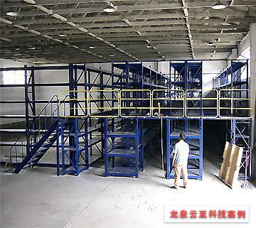 仓储货架案例-龙泉云至科技