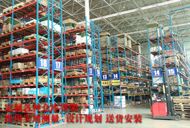成都仓储货架使用要求中的注意事项你了解多少?