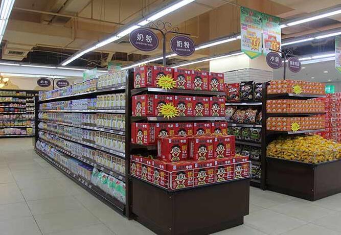 超市货架变形的原因!该如何避免货架变形?