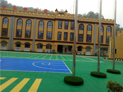 名山爱尔贝幼儿园