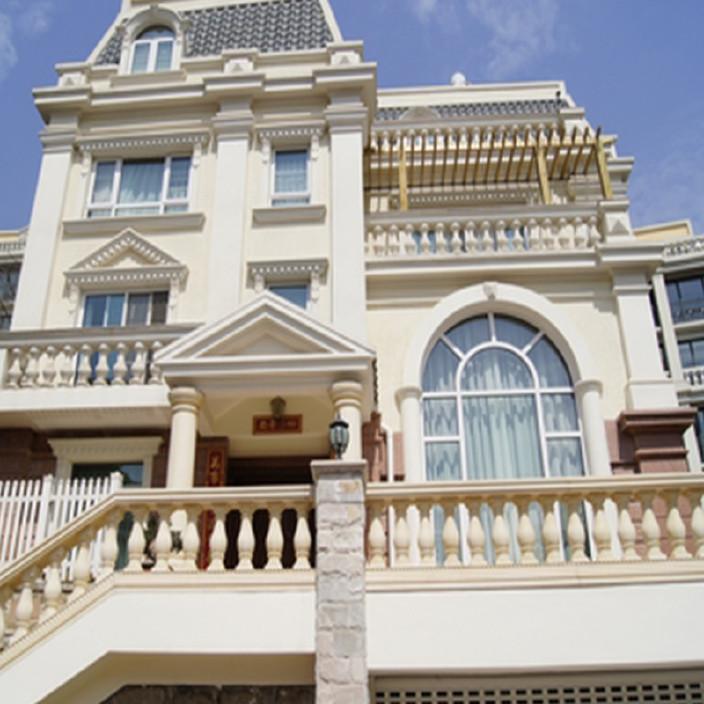四川EPS线条在别墅外装造型中的作用