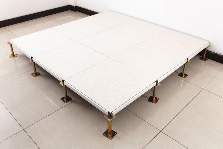 pvc无边防静电地板原来有这么多的优点!