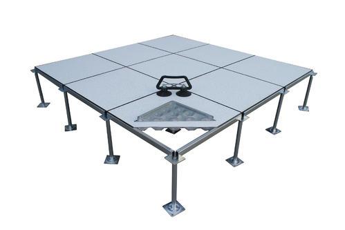 成都全钢防静电地板为什么要安装铜带?