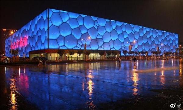 ETFE膜结构景观