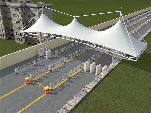 西安交通设施膜结构工程