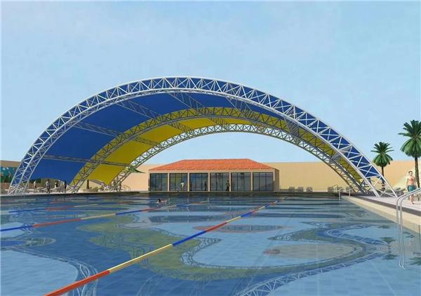 西安球场膜结构工程