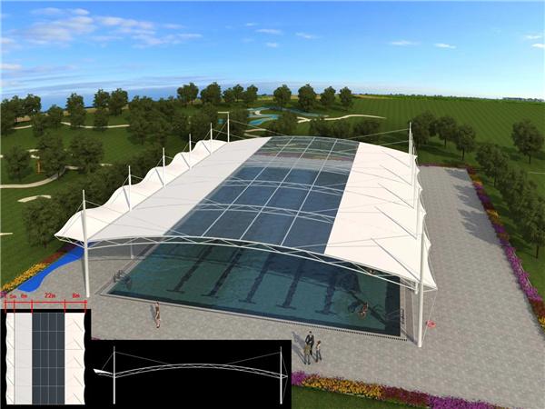 宝鸡ETFE膜结构工程