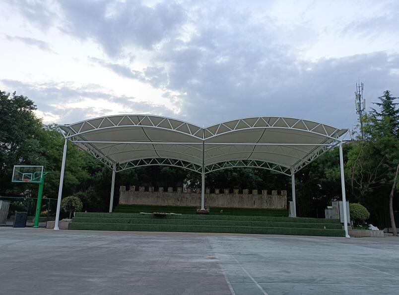 西安膜结构看台