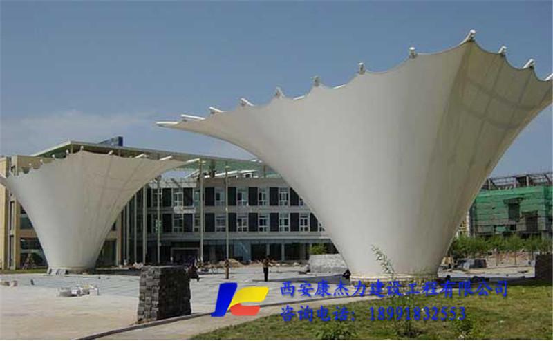 商业膜结构设计