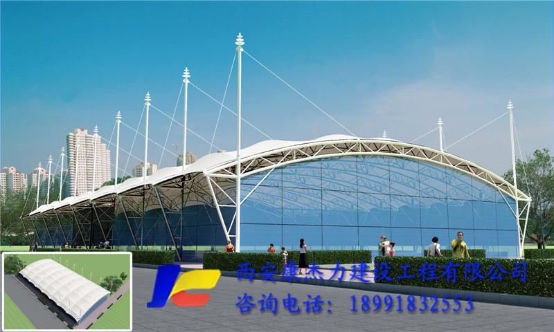 陕西球场膜结构