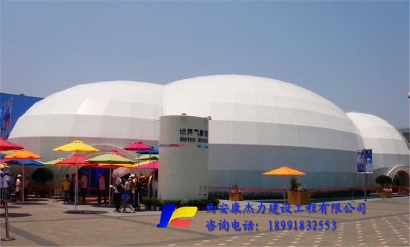 陕西充气膜建筑