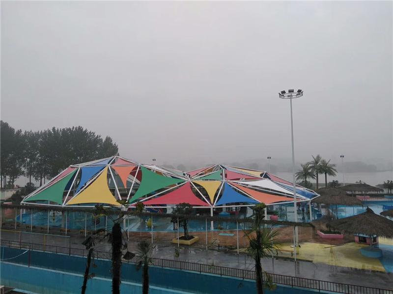 陕西泳池膜结构价格