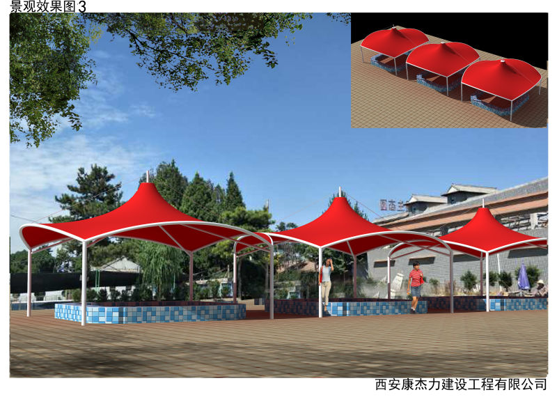 陕西泳池膜结构厂家