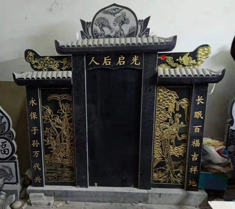 关于墓碑书艺文化你了解多少?汉中墓碑厂家给大家分享