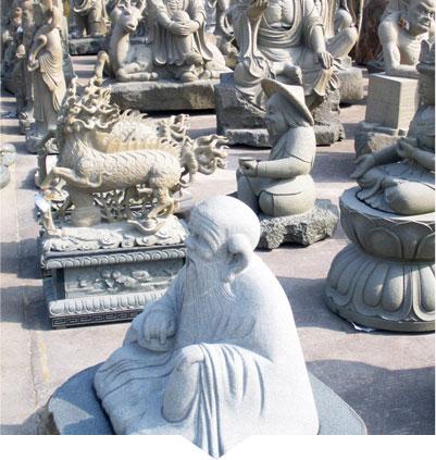 你了解石材雕刻的制作模式和常用工具分别是什么吗?通过本文来了解吧