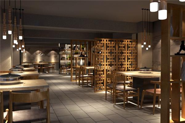 河南饭店设计
