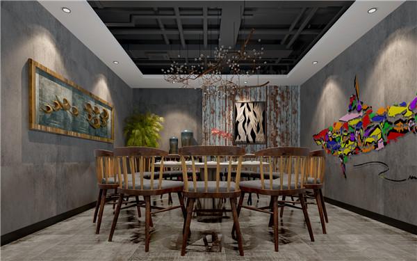 河南饭店装修工程