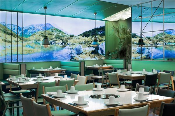 中小型餐厅怎么样装修设计才能站稳市场呢?河南饭店设计公司是这样做的