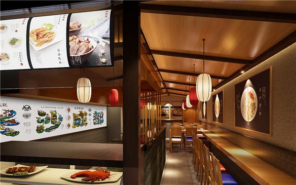 郑州主题餐厅设计案例
