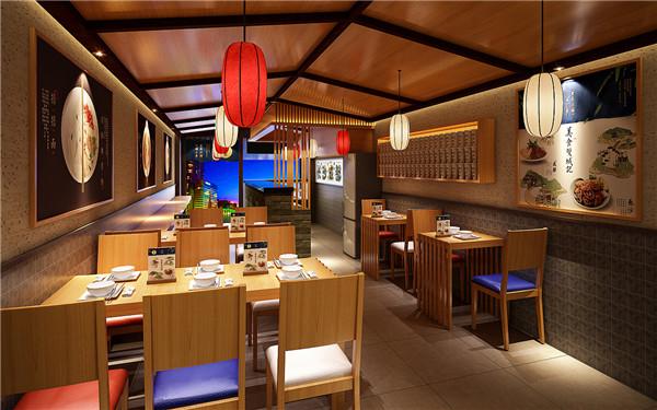郑州主题餐厅装修设计案例