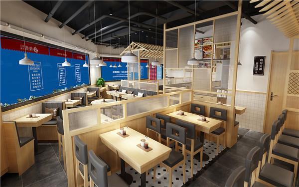 郑州中餐店装修方案