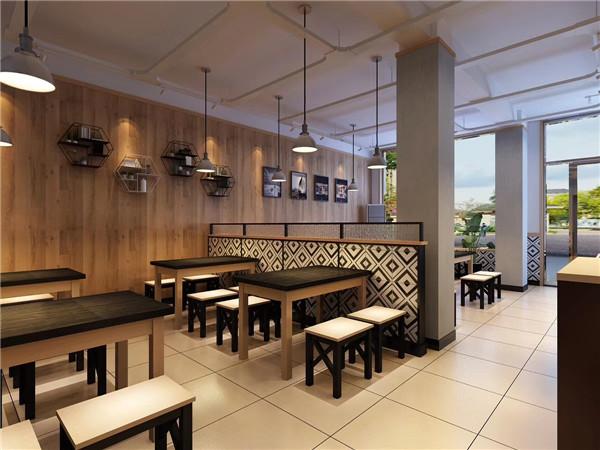 河南饭店装修设计