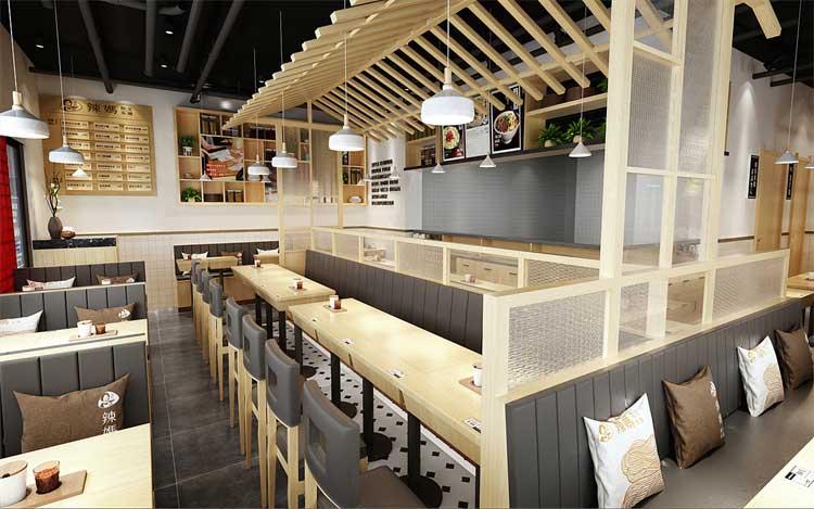 中餐店装修设计方案