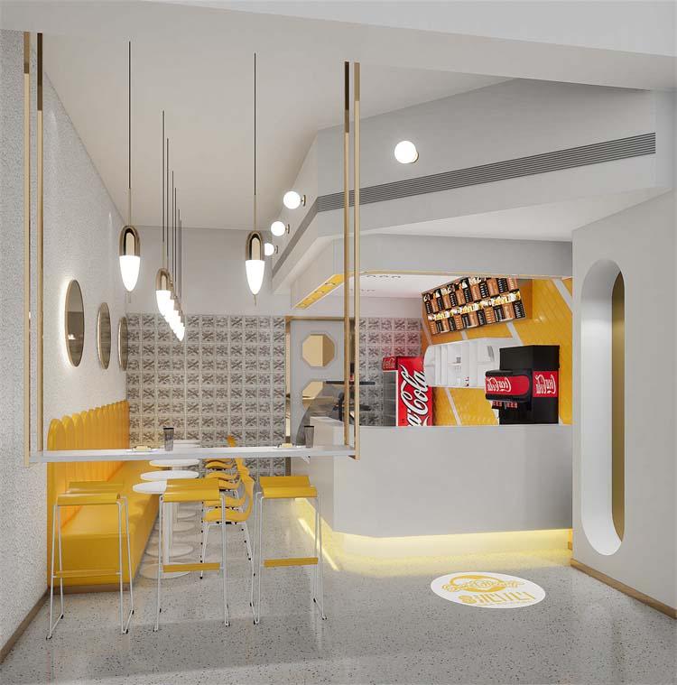 郑州西餐厅设计