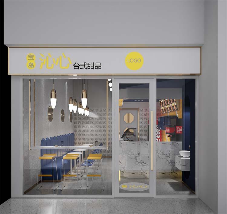 郑州西餐厅装修设计案例