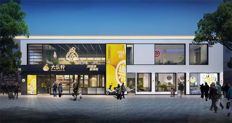 郑州西餐厅餐饮设计案例