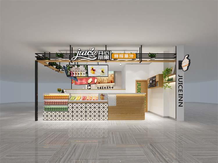 郑州特色小吃饭店设计