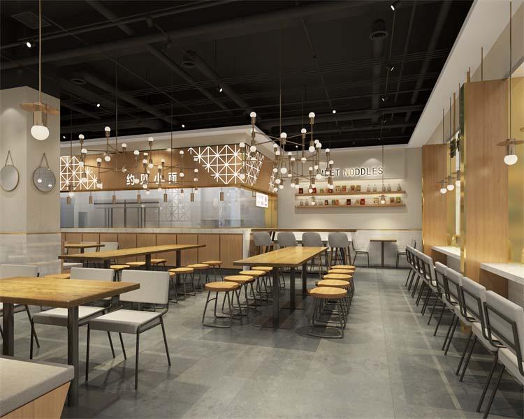特色小吃饭店设计案例