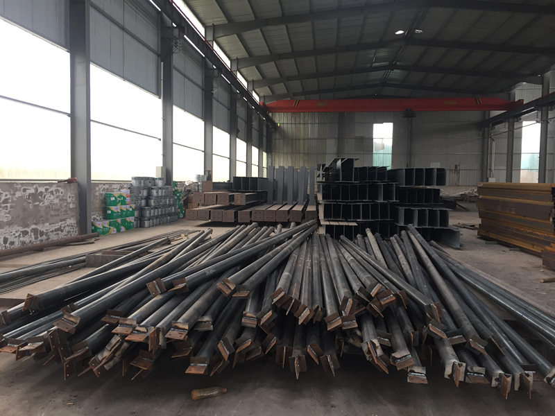 渭南钢结构加工