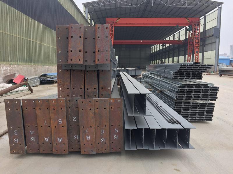 渭南钢结构设计