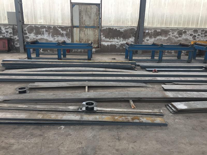 渭南钢结构厂给大家分享焊接变形的火焰矫正施工方法