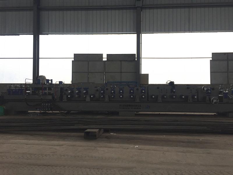 荔华钢结构生产设备