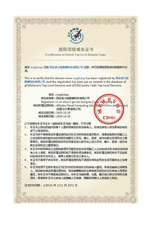 卓力硅碳棒域名证书