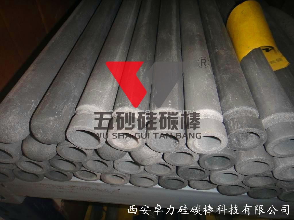 热电偶碳化硅重结晶保护管案例