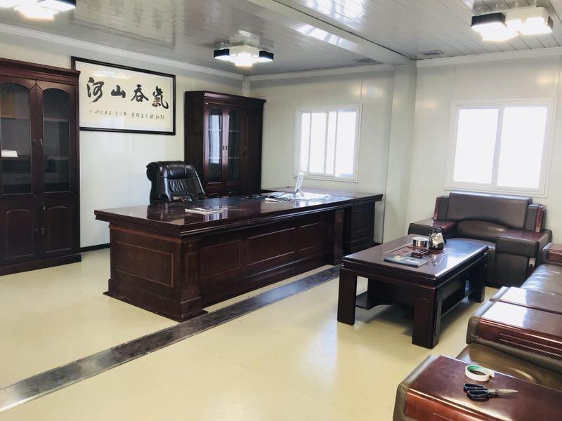 升腾钢结构办公室